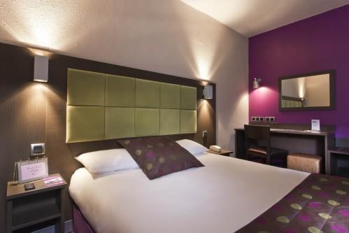 Tour Hôtel - Chambre Simple Classique