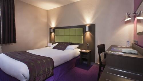 Tour Hôtel – Superior Single Room