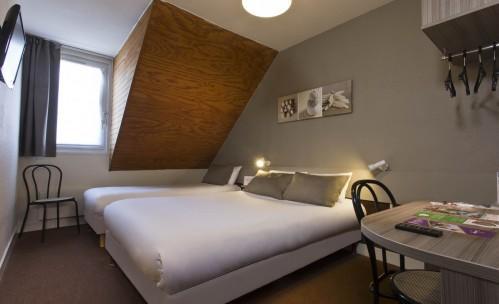 Tour Hôtel – Classic Triple Room