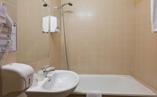 Tour Hôtel - Salle de bains