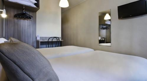 TourHotel Blois – Camera Doppia Classic Con Letti Singoli